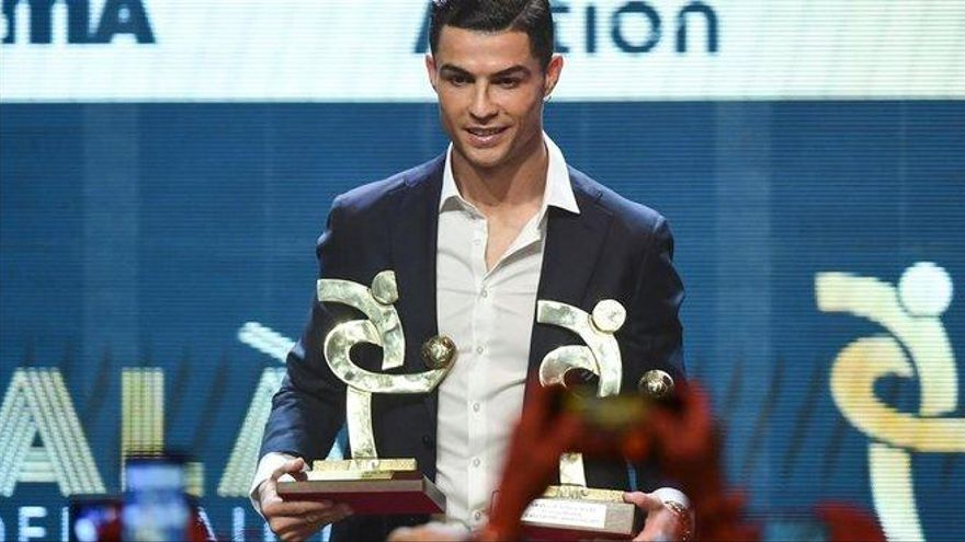 """Chiellini: """"El Madrid impidió que Cristiano ganase el Balón de Oro del 2018"""""""