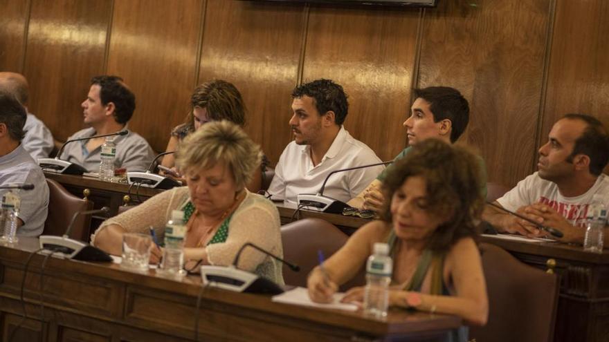 """IU denuncia la demora """"de ocho meses"""" de la Diputación en solicitar una ayuda para el desempleo"""