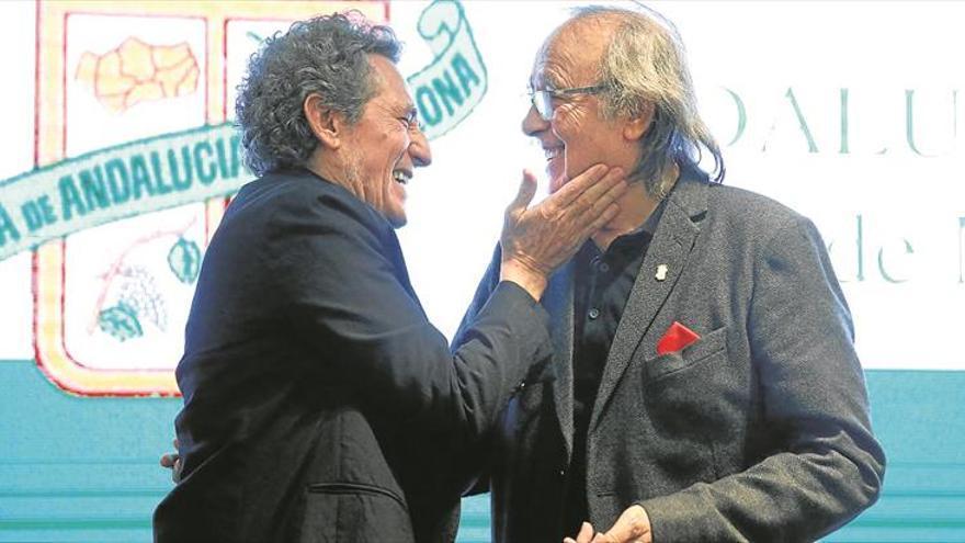 Homenaje a Miguel Ríos, andaluz universal