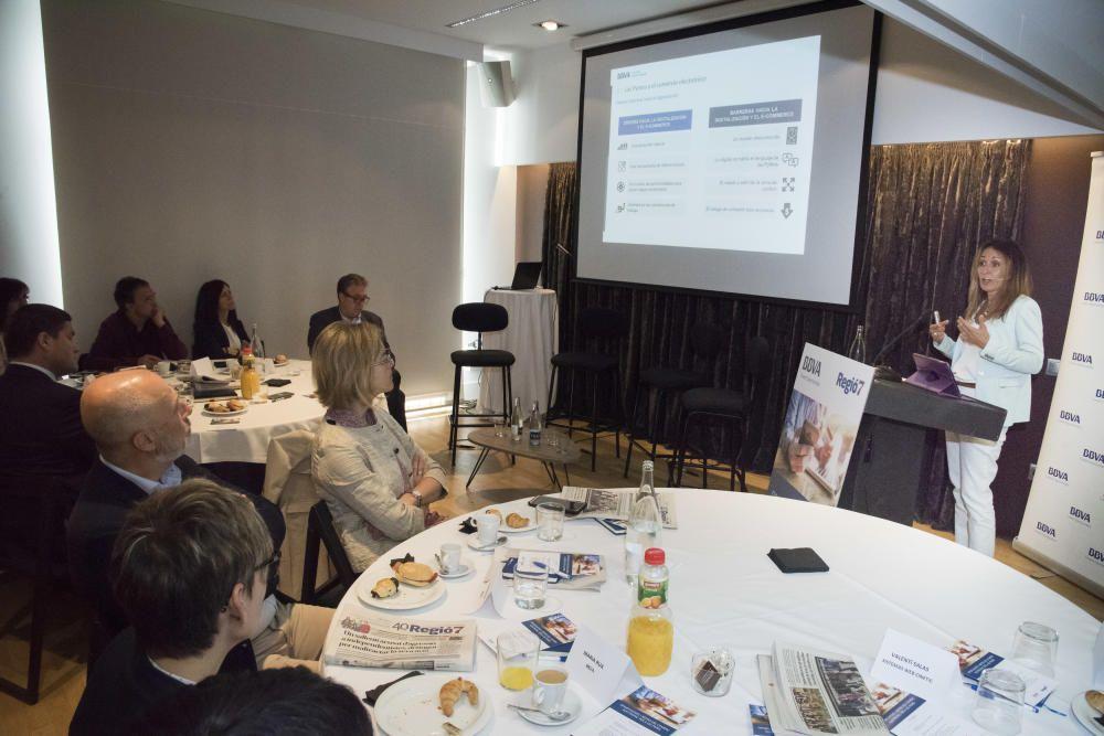 Jornada sobre e-commerce organitzada per Regió7 i