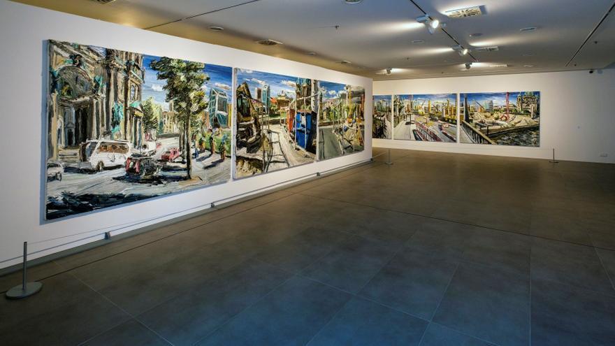 El arte realista con raíz expresionista de Lehmpfuhl llega a España