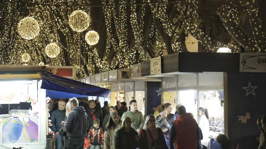 Los mercadillos de Navidad tendrán 43 vendedores menos por el coronavirus