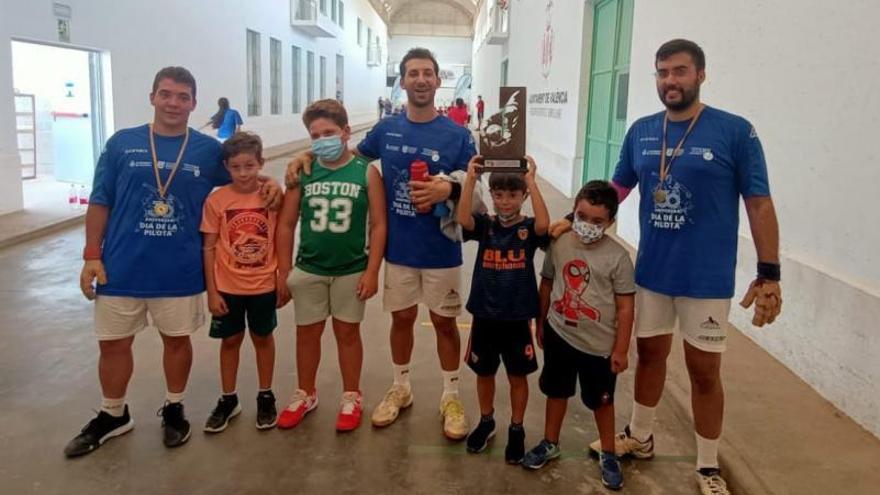 Gavarda logra la Supercopa de raspall ante El Genovés