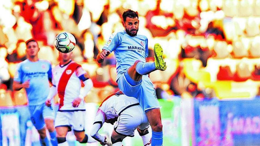 El Girona només ha estrenat l'any amb victòria tres cops a l'LFP