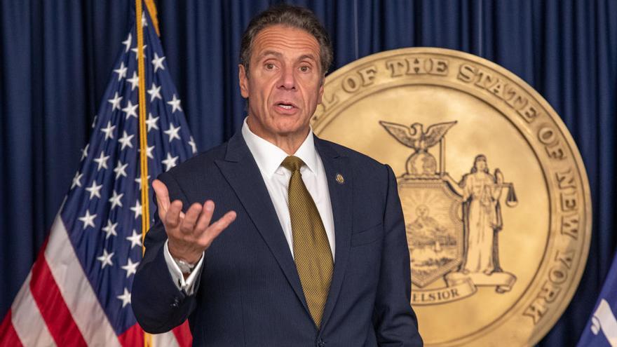 Emmy premia al gobernador de Nueva York por cómo informó de la pandemia