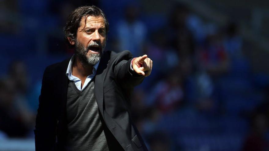 """Sánchez Flores: """"El futbol és un esport de contacte i demà serà un partit intens"""""""