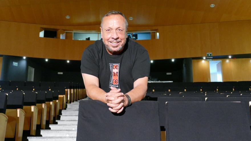 Juan Francisco García: «Durante el certamen todos nos sentimos unidos por el mismo propósito: vivir el teatro»