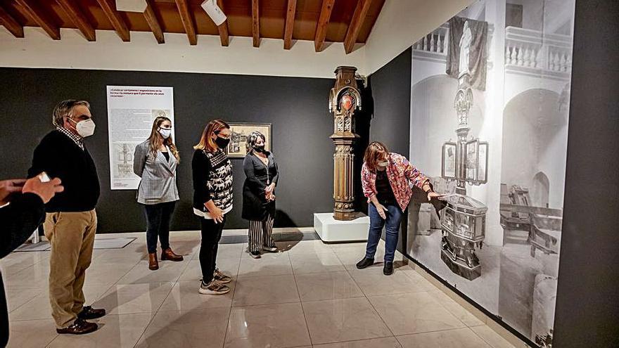 La Arqueològica Lul·liana celebra 140 años con una exposición