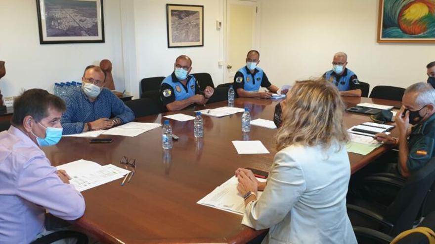 La Policía Local la Guardia Civil mejorarán la coordinación y acceso a los datos