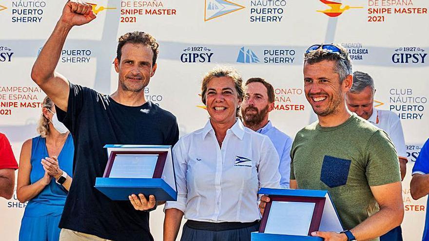 Víctor Pérez se adjudica el título en el Nacional de Snipe Master