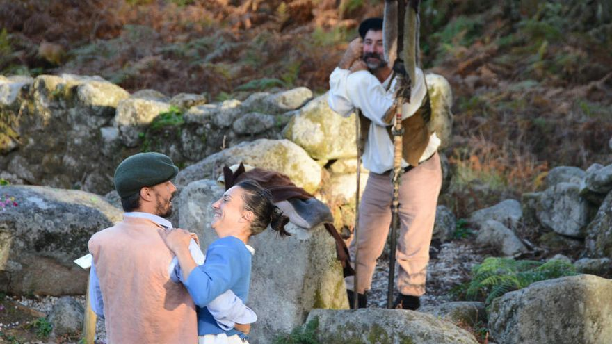 Un paseo histórico hasta la cima de O Facho