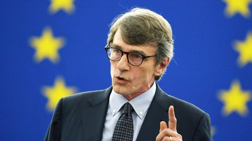 """El presidente de la Eurocámara respalda la emisión de """"coronabonos"""""""