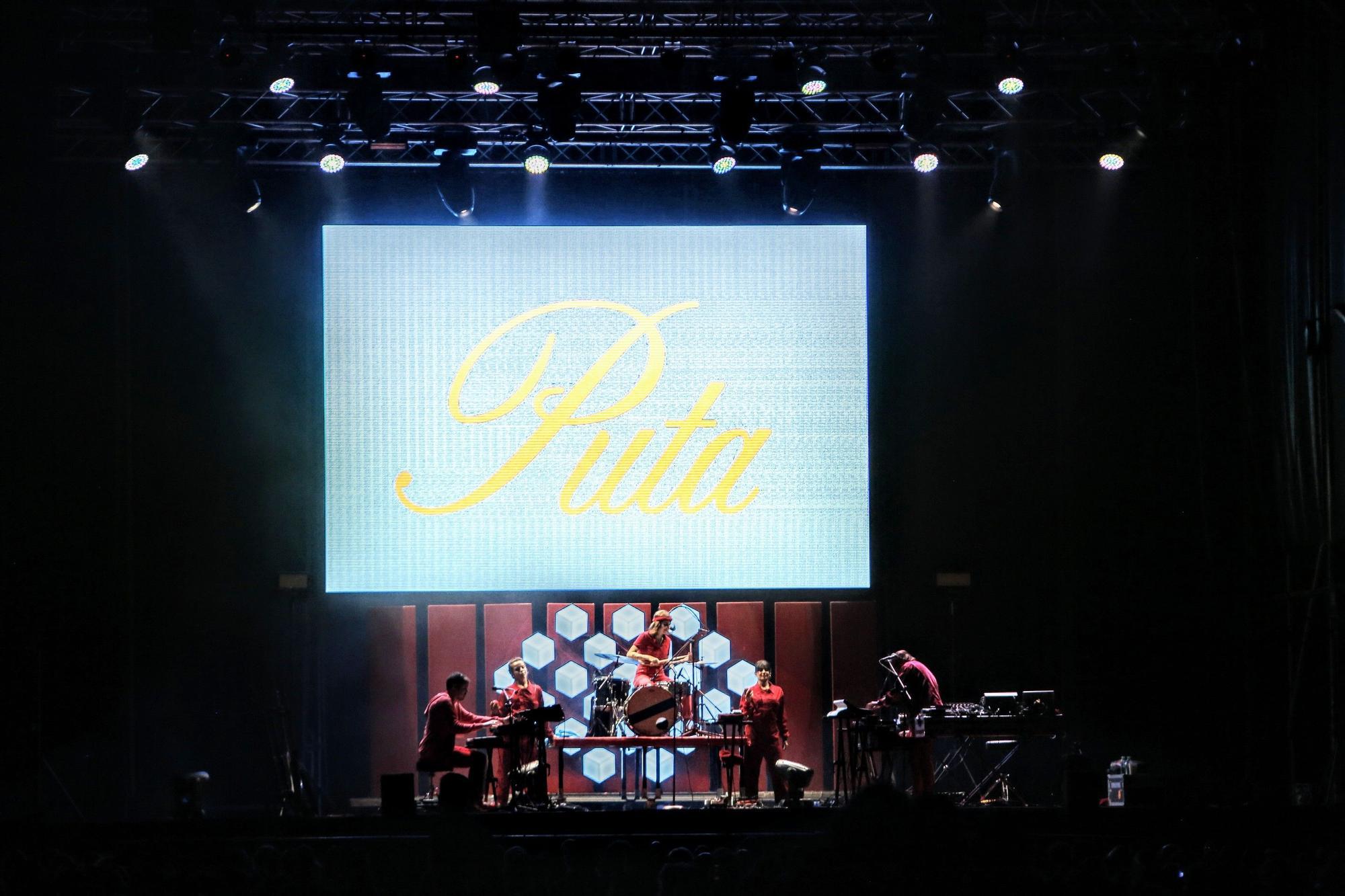 El concierto de Zahara en Alicante, en imágenes