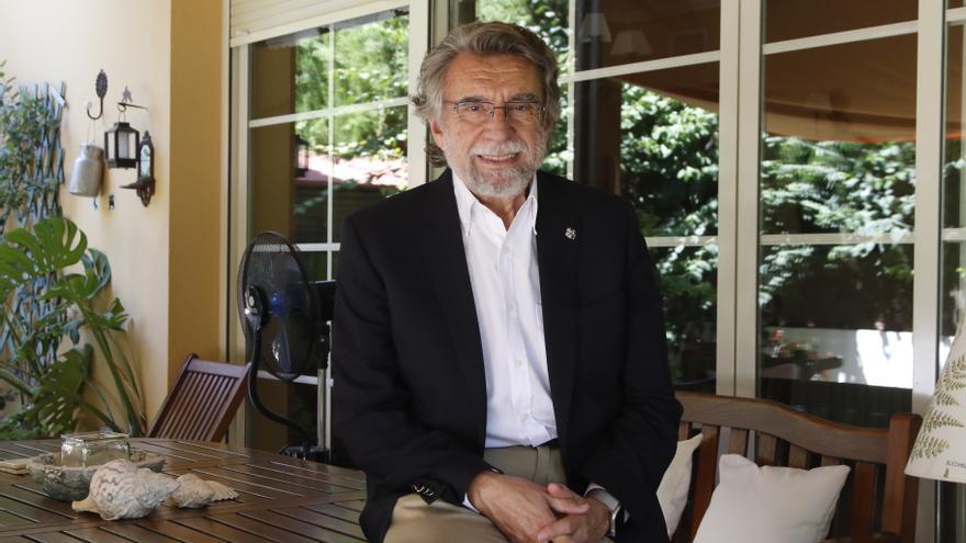 Antonio Escribano, médico endocrino y nutricionista