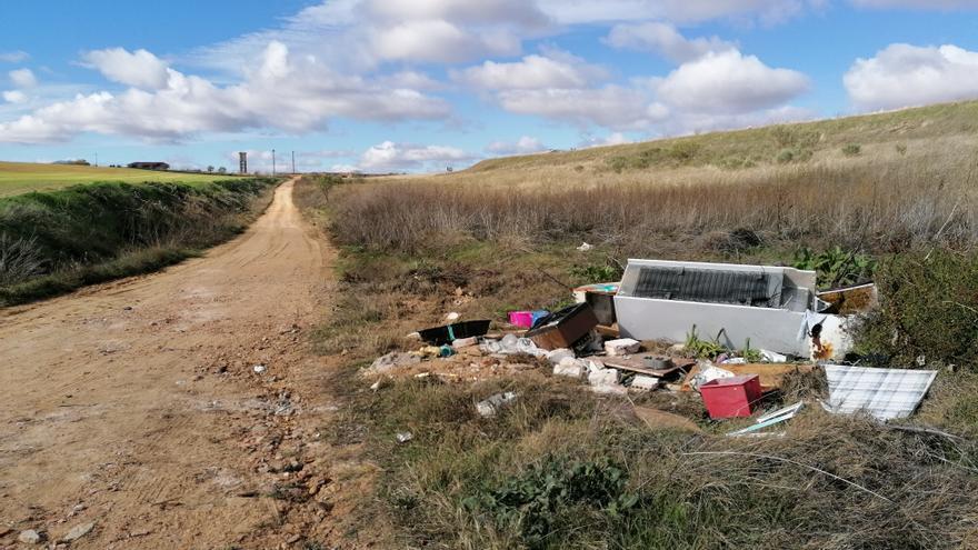 ProCulto promueve una jornada de voluntariado para retirar residuos del pago Valdeví de Toro