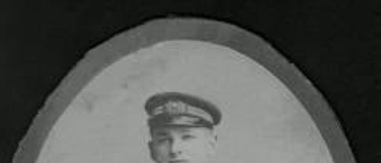 El capitán del Stanbrook.