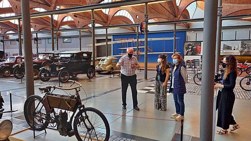 El Museu del Calçat, de gira por la red de museos industriales de Cataluña