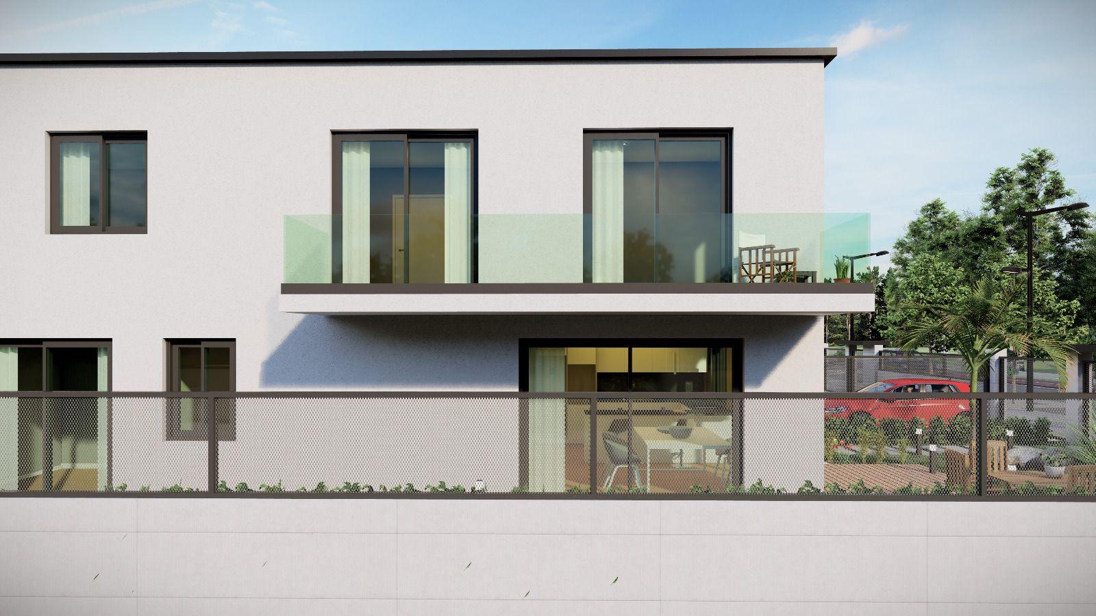 Modelos de chalés y pisos que diseña Arco da Vella, con luz y espacios al aire libre (7).jpeg