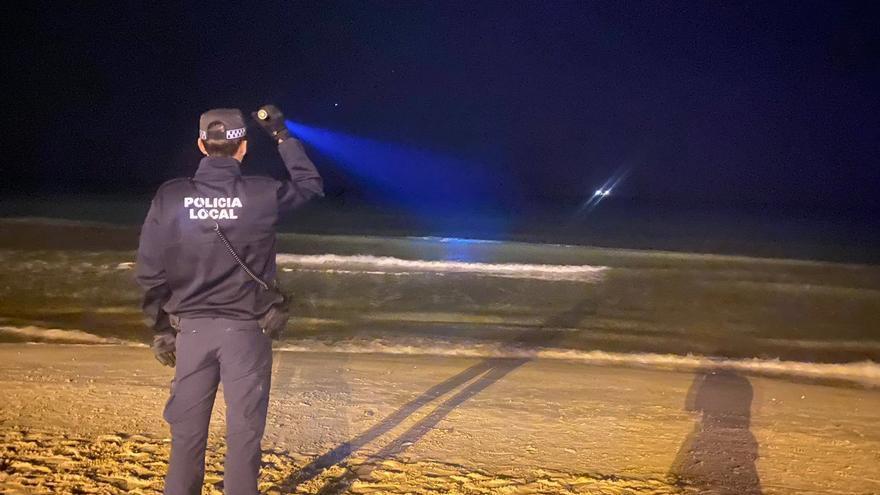 Llegan tres pateras con 36 personas a la provincia de Alicante en menos de 24 horas