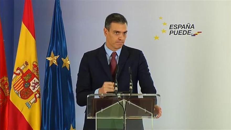 Sánchez anuncia 10.001 nuevas plazas de MIR, enfermería y farmacia