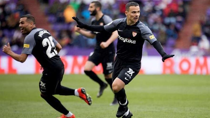 Roque Mesa rescinde con el Sevilla para firmar tres años con el Valladolid