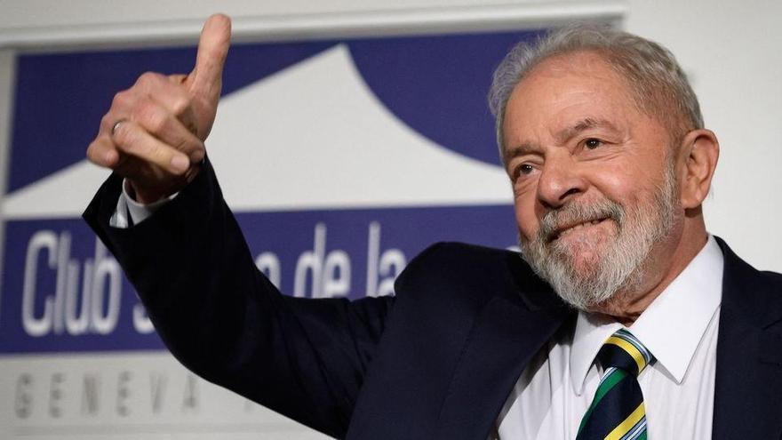 El Suprem anul·la les condemnes contra Lula