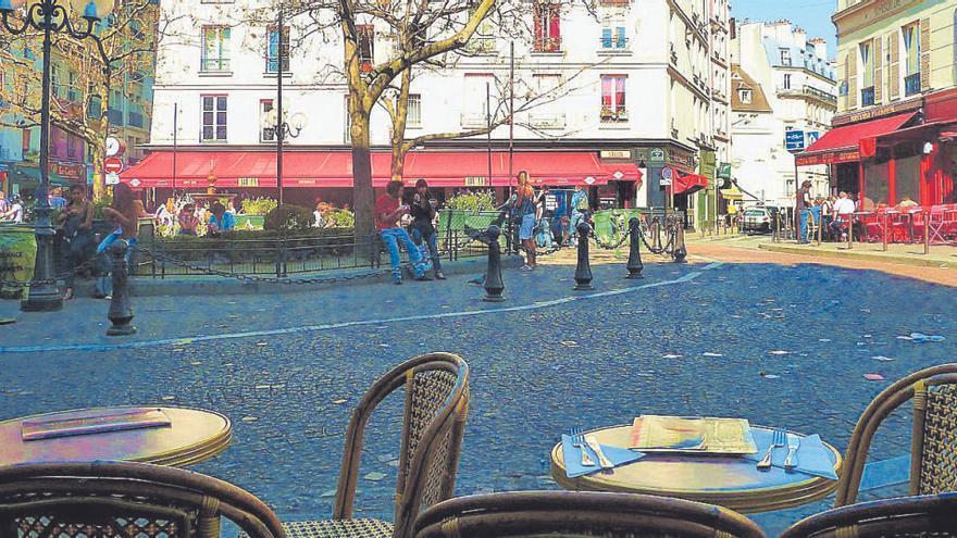 París: Escacs de la Rive Gauche