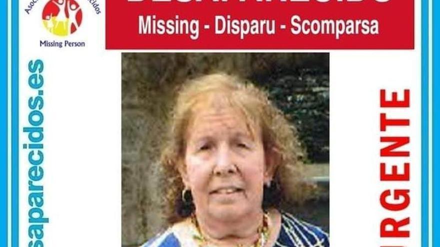 Buscan a una mujer desaparecida en Arcade
