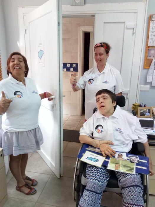 Hidroterapia que mejora la vida de discapacitados