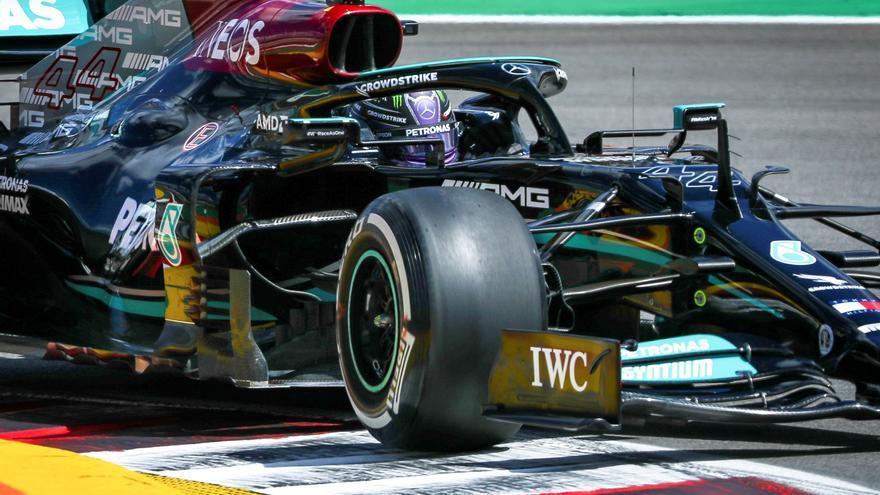 Horario y dónde ver la clasificación del GP de Portugal de Fórmula 1