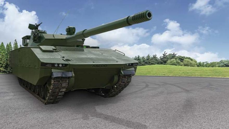 La Fábrica de Armas de Trubia fabricará blindados para el ejército filipino