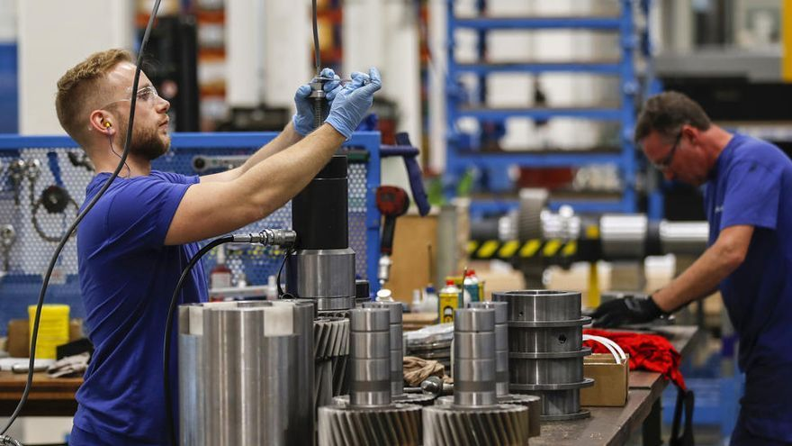Los precios industriales crecen un 1,7% en noviembre en Castilla y León