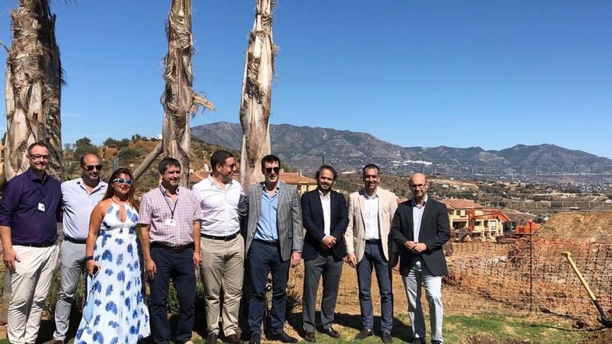 Invierten 30 millones en una promoción de 77 viviendas en La Cala de Mijas