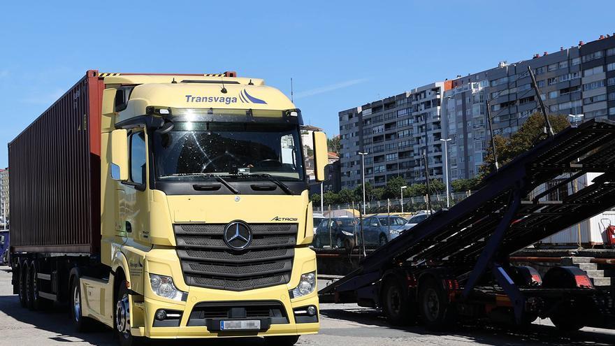 Empresas de transporte de Vigo ya tienen que buscar camioneros en el extranjero