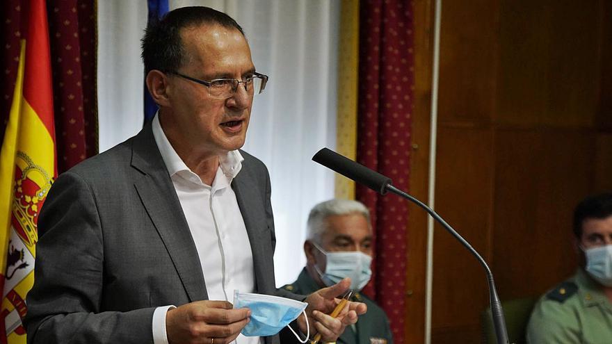 La criminalidad en Zamora baja a mínimos de hace once años, tras el parón por la pandemia