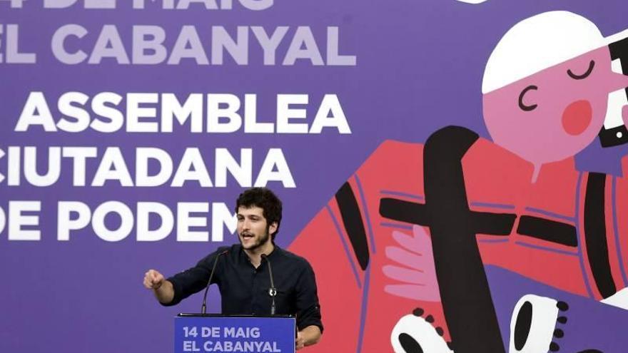 Estañ gana la secretaría valenciana de Podemos