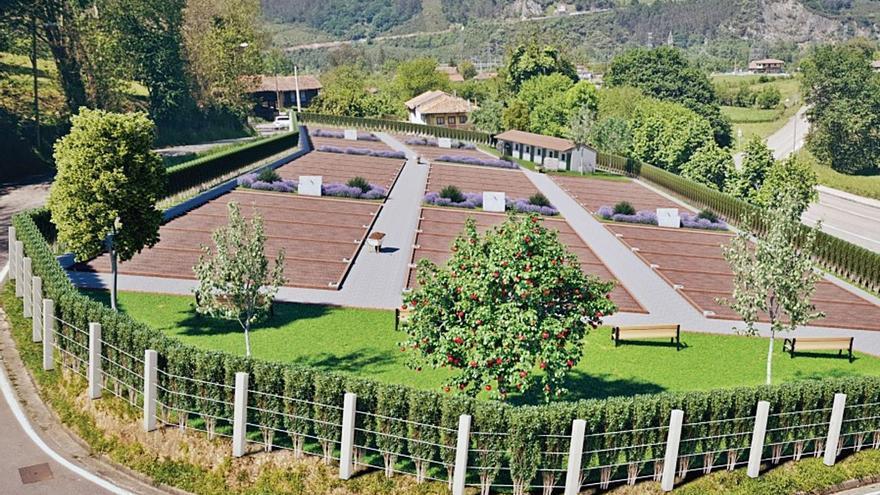 Ribera de Arriba habilitará durante este año 48 huertos sociales en Soto y Ferreros