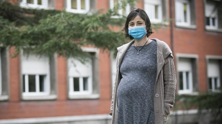 """Isabel Quirós, científica del IUOPA: """"No me arrepiento de dejar Cambridge; investigaría mejor, pero no sería más feliz"""""""