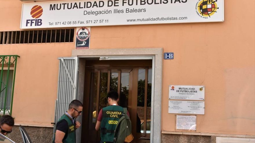 El médico mallorquín Onofre Alba y su hijo, investigados en el caso Villar