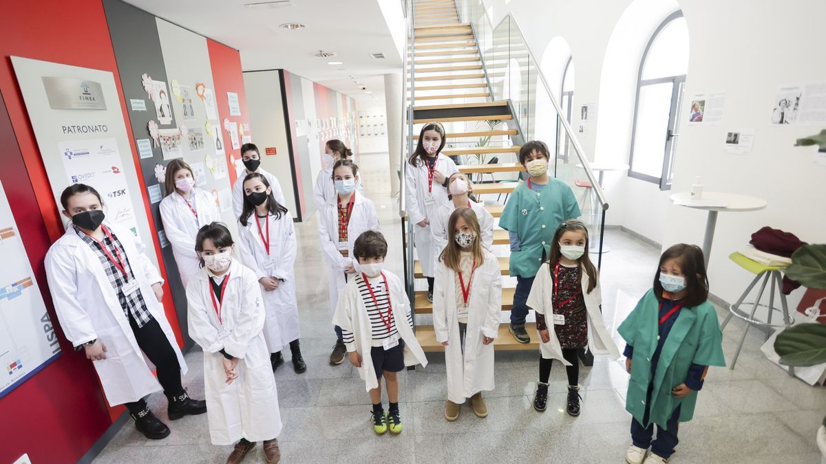 Las nuevas generaciones entran en el laboratorio