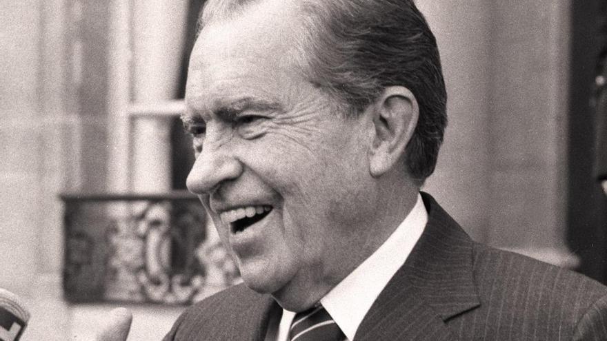 Documentos inéditos revelan el interés de Nixon por derrocar a Allende