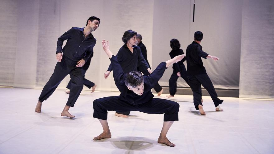 Regresa al Teatro Cuyás la afamada compañía de danza contemporánea Mal Pelo