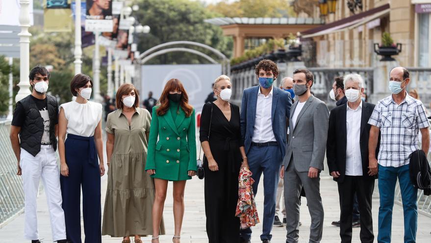 Carles Francino y la serie 'Patria', Premios Liber 2021