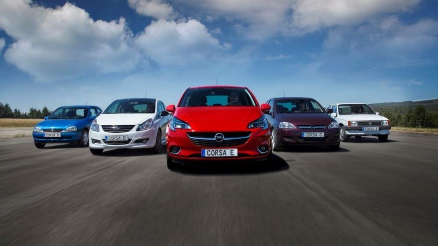 El nuevo Opel Corsa pesa un 10% menos que su antecesor