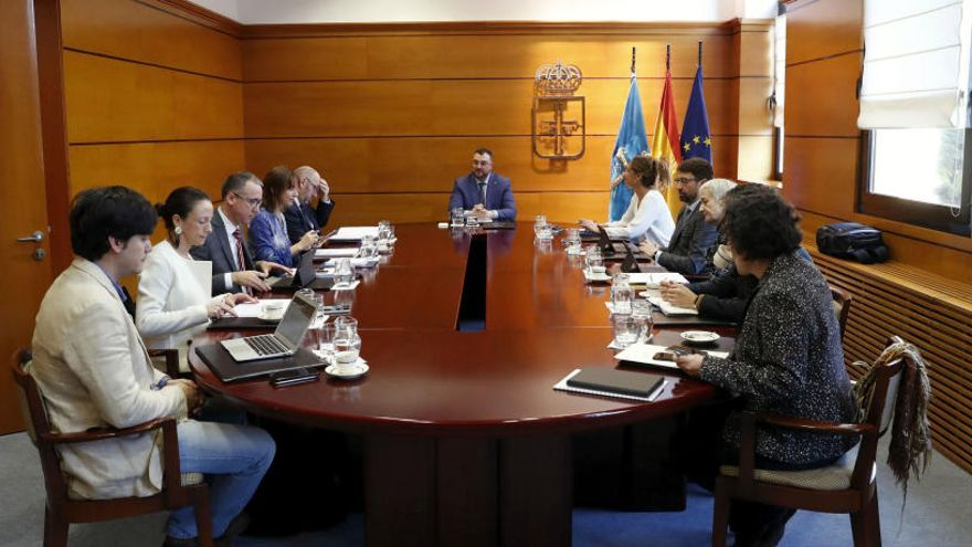El Principado espera que el Consejo de Política Fiscal de mañana aporte soluciones sobre los 75 millones del IVA