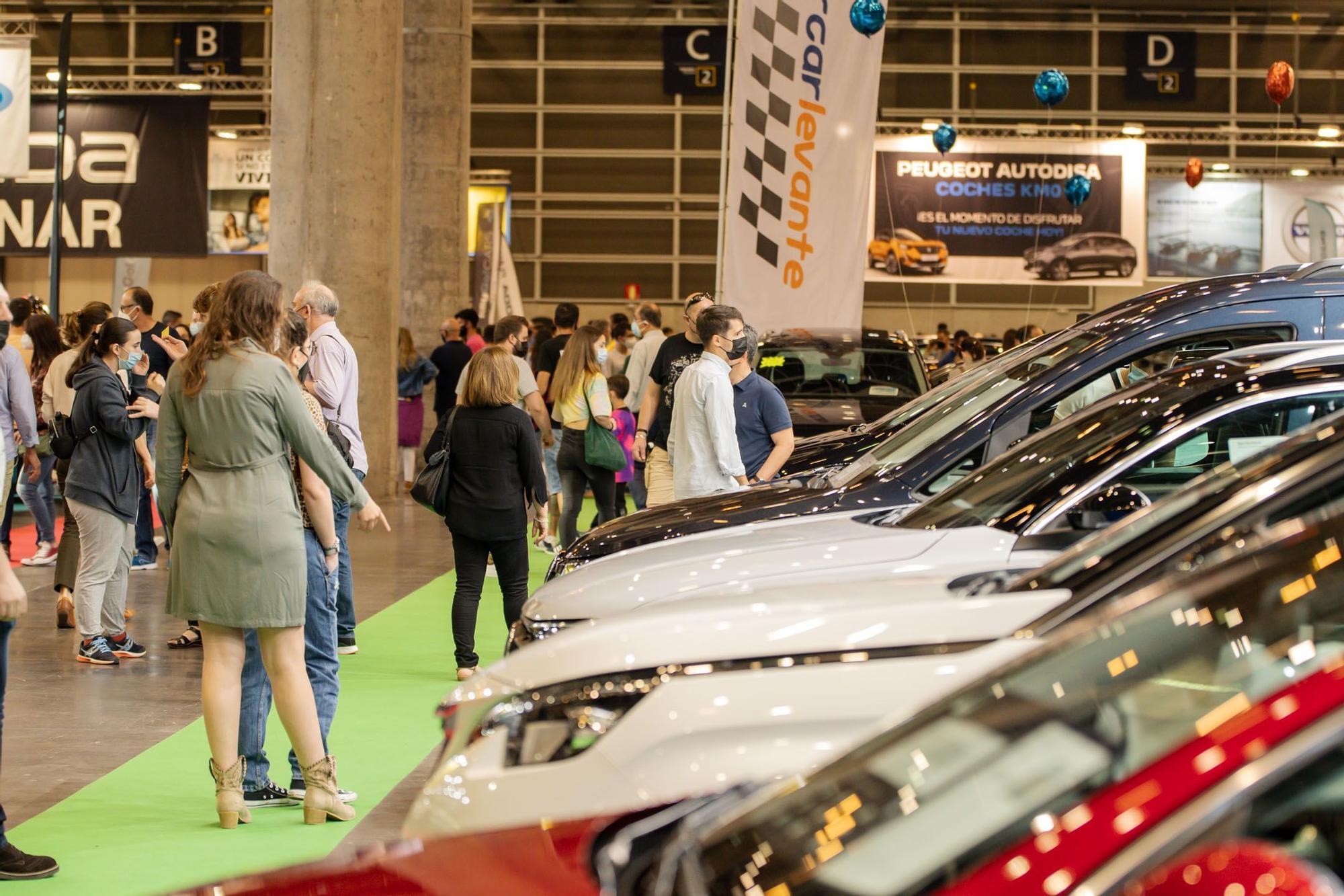 Las imágenes de la mejor jornada de Feria del Vehículo Selección Ocasión