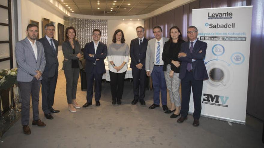 Desayunos Banco Sabadell: La situación de la promoción inmobiliaria