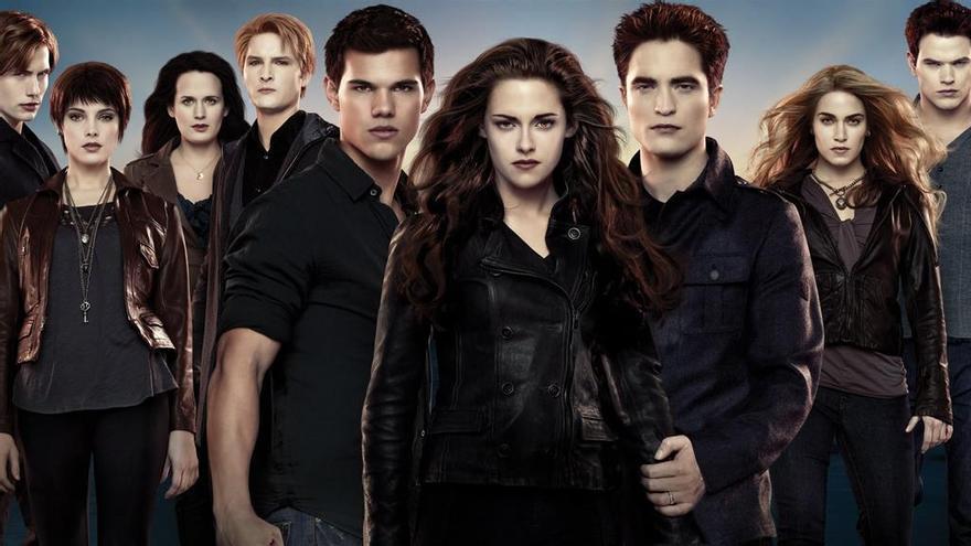 La saga Crepúsculo vuelve a los cines por tiempo limitado en Kinepolis