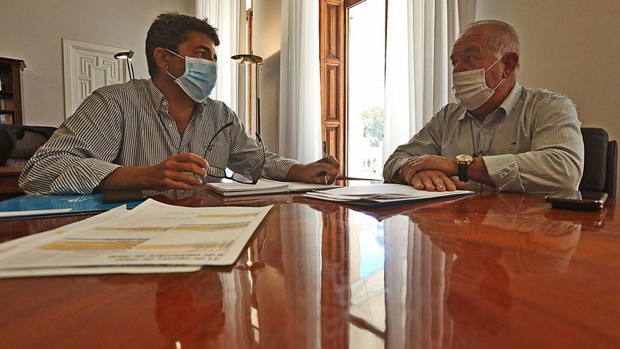 La Diputación de Alicante destinará 9 millones en ayudas para las pymes y los autónomos