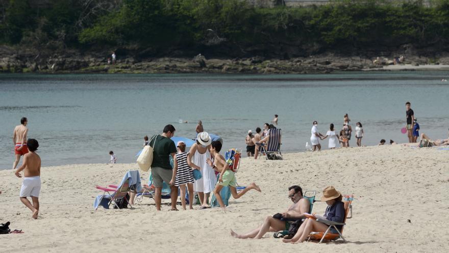 Los hoteles de 4 estrellas de Sanxenxo rozan el lleno en el puente y prevén un buen verano